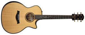 Taylor Builder's Edition K14ce Acoustic Electric Guitar 1101079019 Front Far