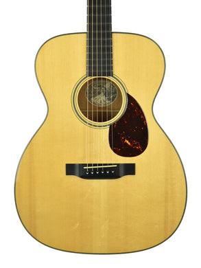 Used Collings OM1A Acoustic Guitar in Natural 19138