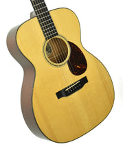 Used Collings OM1A Acoustic Guitar in Natural 19138 - The Music Gallery
