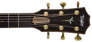 Taylor Builder's Edition K14ce Acoustic Electric Guitar 1101079019 Front Headstock