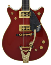 Gretsch G6131T-62 Vintage Select '62 Jet™ in Vintage Firebird Red JT18104129 - The Music Gallery