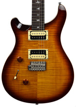 PRS Lefty SE Custom 24 in Tobacco Sunburst w/Gigbag S06117 | front close | the music gallery