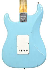 Fender Custom Shop 59 Special Stratocaster Relic in Daphne Blue CZ540236