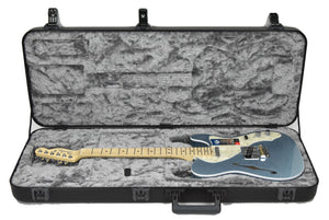 Fender American Elite Telecaster in Mystic Ice Blue US18090756 - The Music Gallery
