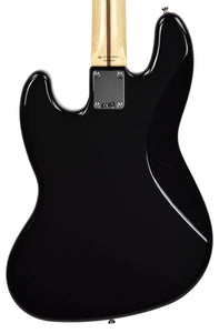 Fender® Geddy Lee Jazz Bass in Black MX18148860 Back Close