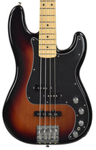 Fender Deluxe Active P Bass Special in 3 Tone Sunburst MX18156418 - The Music Gallery