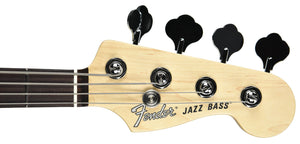 Fender American Performer Jazz Bass | the Music Gallery | Headstock Front