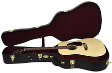 Martin Custom Shop D-18 Figured Sipo case