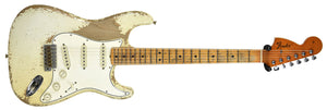 Fender Custom Shop Masterbuilt '69 Stratocaster Heavy Relic Dale Wilson CZ539743 - The Music Gallery