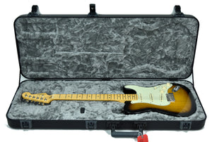 Fender® 2018 Limited Edition Strat-Tele Hybrid 2 Tone Sunburst - Case Open