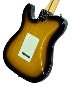Fender® 2018 Limited Edition Strat-Tele Hybrid 2 Tone Sunburst - Back Right