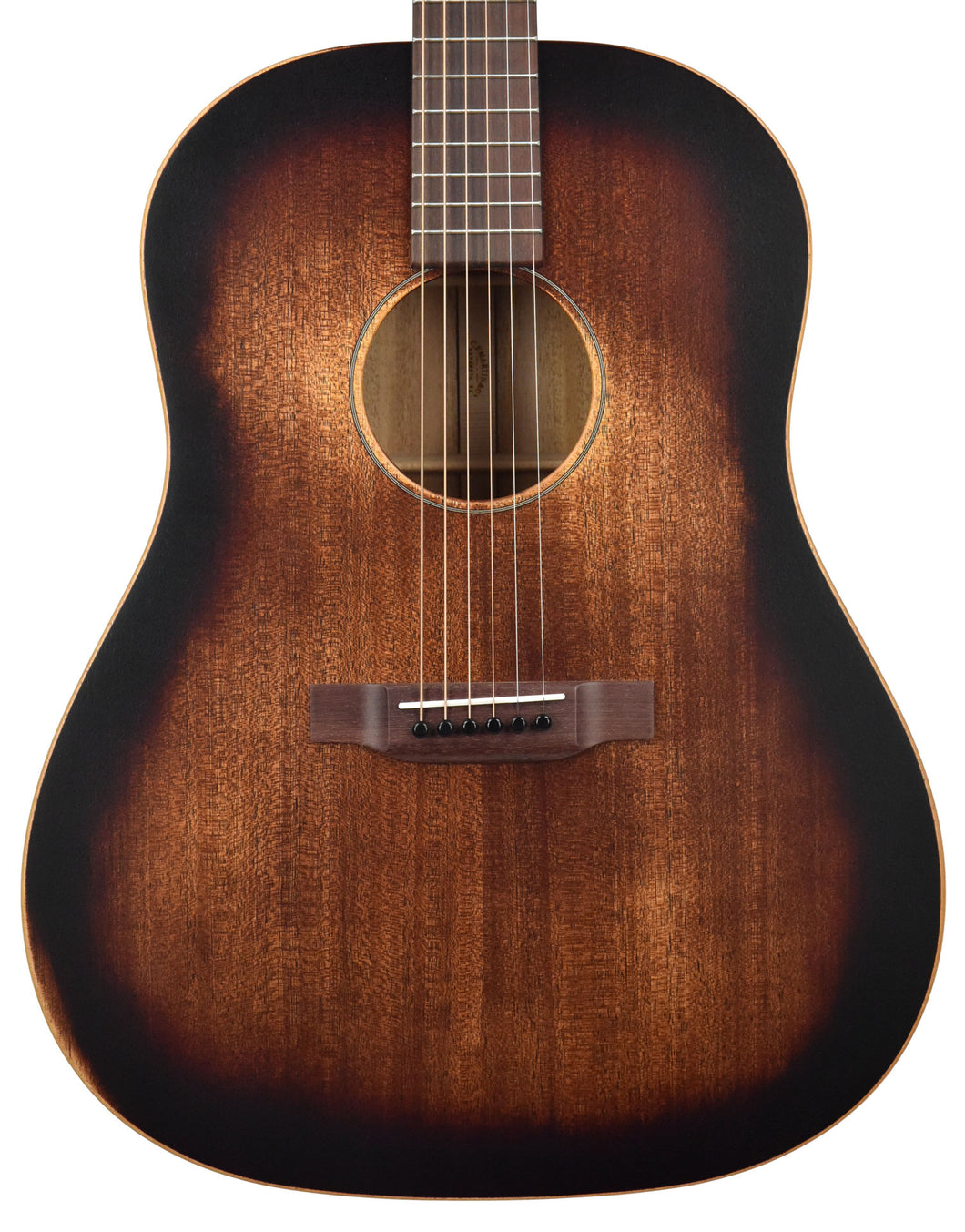 Martin DSS-15 Streetmaster in Natural 2262730 Front Close
