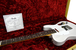 Fender Jimmy Page Mirror Telecaster in White Blonde USA00102 - The Music Gallery