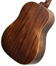 Martin DSS-15 Streetmaster in Natural 2262730 Back Angle 2
