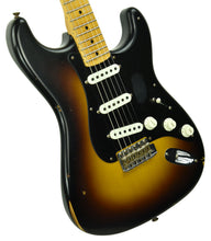 Fender Custom Shop Ancho Poblano Stratocaster Relic in Two Tone Sunburst CZ546296
