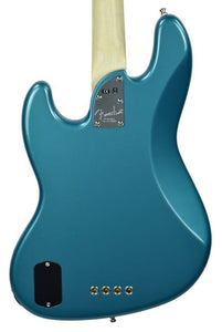 Fender® American Elite Jazz Bass in Ocean Turquoise - Back