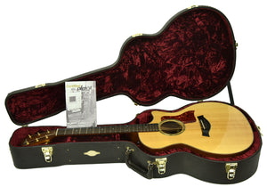 Used 2009 Taylor 714ce-SD Acoustic Electric Guitar 20090826108