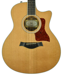 Used 2013 Taylor 416ce LTD Acoustic Electric 1108143136