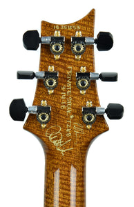 SOLD - PRS Private Stock Hollowbody II McCarty 594 Limited Edition Aqua Violet Smoke Burst 18251553 - The Music Gallery