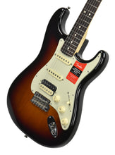 Fender American Professional HSS Shawbucker Stratocaster | The Music Gallery | Front Angle 2