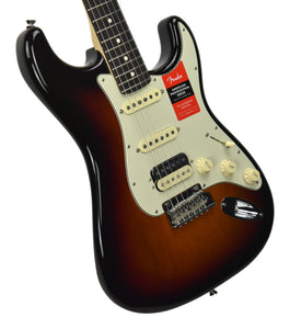 Fender American Professional HSS Shawbucker Stratocaster | The Music Gallery | Front Angle 1
