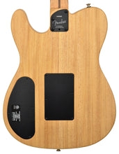 Fender Acoustasonic Telecaster in Black with Gigbag US191202 - The Music Gallery