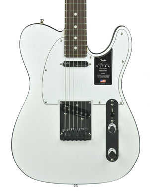 Fender American Ultra Telecaster Arctic Pearl US19049567