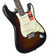 Fender American Professional Stratocaster 3 Tone Sunburst US19017792 - The Music Gallery