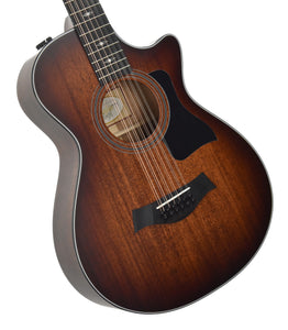 Taylor 362ce 12 String Acoustic Electric Satin African Blackwood 1103059025