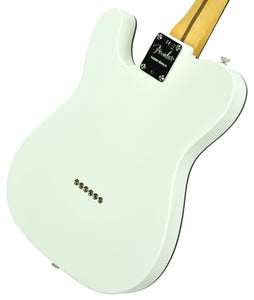 Fender 2019 Limited Edition Two-Tone Telecaster Thinline in Surf Green - White US19095994