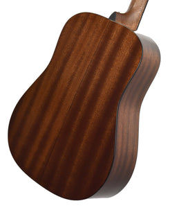 Martin D-12E Road Series Acoustic Electric Guitar 2268616 | The Music Gallery | Back Angle 2