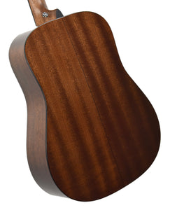Martin D-12E Road Series Acoustic Electric Guitar 2268616 | The Music Gallery | Back Angle 1