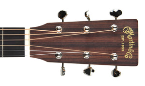 Martin D-12E Road Series Acoustic Electric Guitar 2268616 | The Music Gallery | Headstock Front