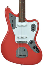 Fender® 60's Jaguar Lacquer in Fiesta Red - Front