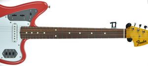 Fender® 60's Jaguar Lacquer in Fiesta Red - Fretboard
