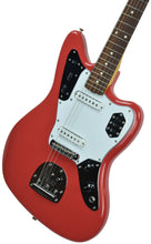 Fender® 60's Jaguar Lacquer in Fiesta Red - Front Right