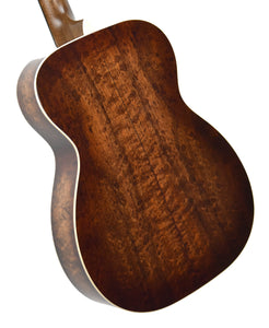 Martin Custom Shop Exceptional Blistered Koa '00' 2250123 - The Music Gallery