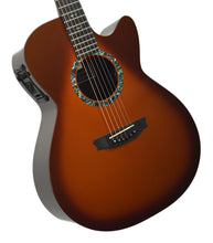 Used Rainsong WS1000N2T in Copperburst w/OHSC 17507