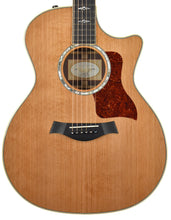 USED Taylor 814ce in Natural with Cedar 1111183006 - The Music Gallery
