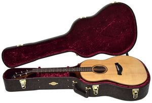 Taylor 717e Builder's Edition Natural Top 1103129124 | Open Case