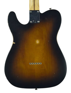 Fender® Road Worn 50's Telecaster in Two-Tone Sunburst MX18003442