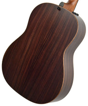 Taylor 717e Builder's Edition Natural Top 1103129124 | Back Angle 2