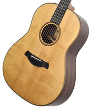 Taylor 717e Builder's Edition Natural Top 1103129124 | Front Angle 2
