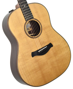 Taylor 717e Builder's Edition Natural Top 1103129124 | Front Angle 1