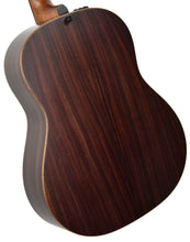 Taylor 717e Builder's Edition Natural Top 1103129124 | Back Angle 1