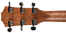 Taylor 717e Builder's Edition Natural Top 1103129124 | Headstock Back