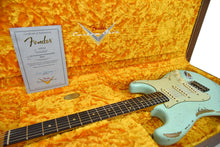 Fender Custom Shop 63 Stratocaster Relic | The Music Gallery | Open Case