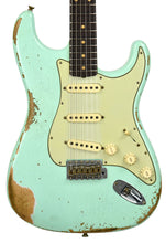 Fender Custom Shop 63 Stratocaster Relic | The Music Gallery | Front Close