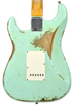 Fender Custom Shop 63 Stratocaster Relic | The Music Gallery | Back Close