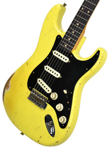 Fender Custom Shop Masterbuilt 62 Stratocaster Relic JC3527 - The Music Gallery